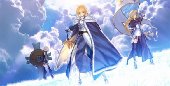 【悲報】Fate/GO公式がユーザーを釣って遊ぶww