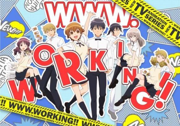 【朗報】『WEB版WORKING!!』が待望のTVアニメ化!? 中村悠一さん・戸松遥さんらメインキャストも明らかに