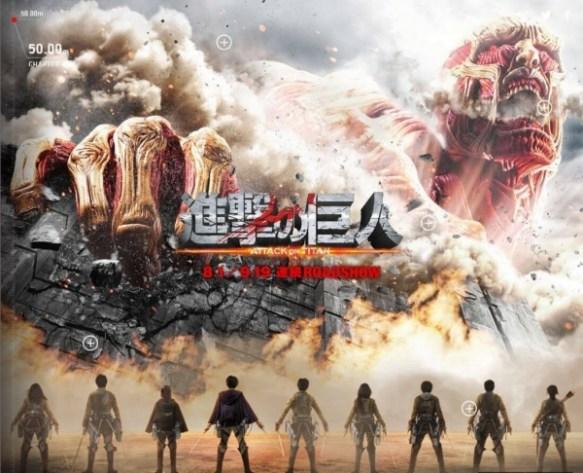 英国の映画配給会社「日本の最近の映画はレベルが低すぎ、進撃の巨人w何あれ?恥ずかしくないんか?
