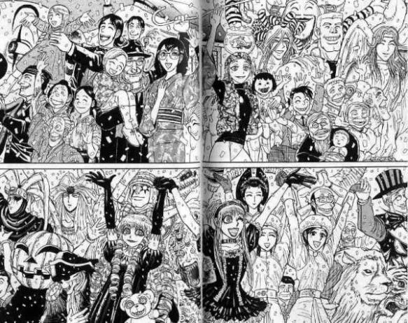【画像あり】漫画史上ラストシーンが最も美しい漫画ってこれだよなwwwwwwww