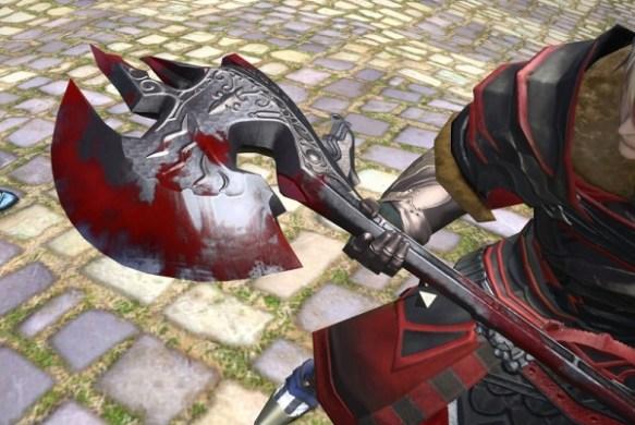 RPGの斧が不遇武器過ぎるのなんとかしろよ・・・・