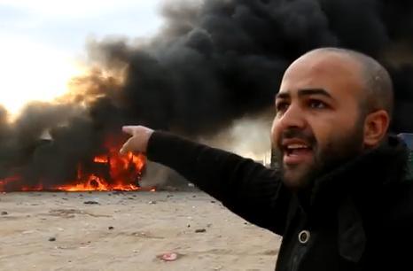 ロシア軍、シリアとトルコ国境地帯で走っていたトルコの救援物資を運ぶ車列を空爆か … 今回の空襲で7人が死亡10人が怪我とトルコメディアが報じる(動画)