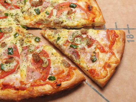 """リバプールの大学の数学者、ちょっと変わった""""ピザの公平な切り分け方""""を公開"""