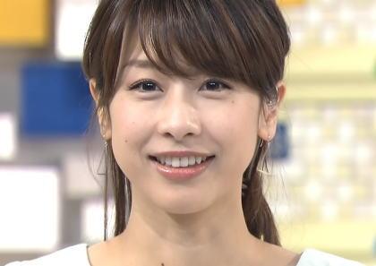 フジテレビ・加藤綾子アナウンサー(30)、やっぱりフジを退社しフリーに … 「めざましテレビ」は4月末で卒業、後任には永島優美アナ(24)らの名前