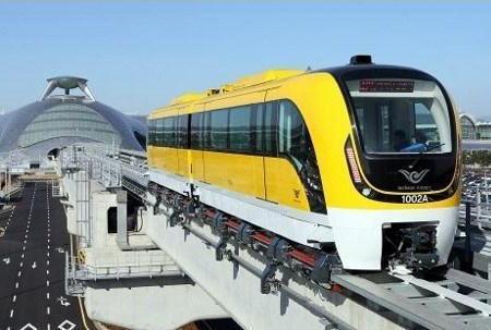韓国で開通したばかりのリニア、開通記念行事で出発した最初の列車がわずか8分で停止し煙を上げる→ 10秒後に何事もなかった様に動き出す … 韓国ネット「世界最高の恥さらし」