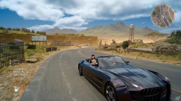 【画像】FF15の車、一本道ってマジ?