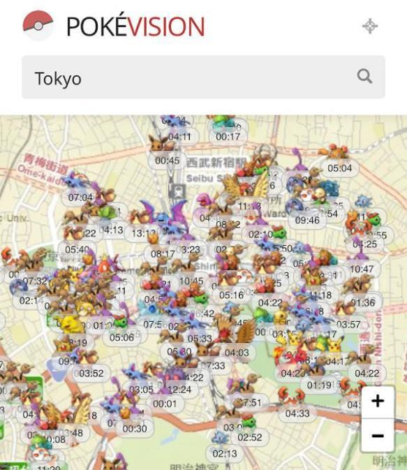 【悲報】ポケモンGOで「日本がドードーだらけ」になってる事が判明 /ドードーばかり出現でドードー地獄