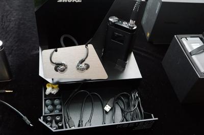 36万円のイヤホンを買ってみた。シュアーのコンデンサーイヤホンKSE1500