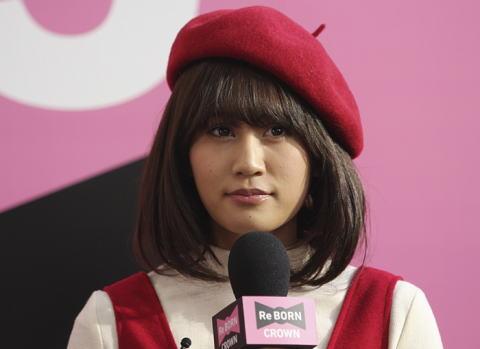 前田敦子(24)、野田秀樹の舞台『逆鱗』観劇中にマナー違反で一度退席させられる