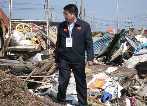 熊本・益城町の被災地で火事場泥棒をしていた会社員・石橋勝也容疑者(51)を逮捕 … 地震後、益城町や熊本市で盗難や建造物侵入などの被害申告が18件
