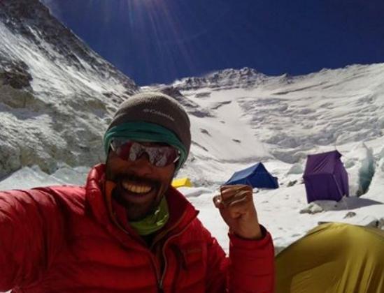 なすび、エベレスト登頂成功