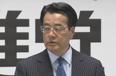 民進党の岡田克也代表は内閣不信任決議案を31日に衆院へ提出する方針