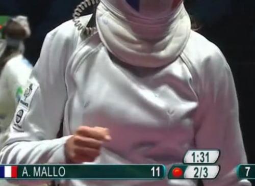 リオ五輪・フェンシングの各国マスクがキン肉マン超人キン肉マン!