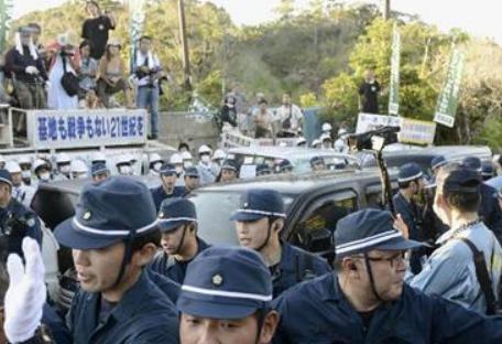 しばき隊「僕らの仲間が沖縄県警に公務執行妨害で不当逮捕された」 … 逮捕されたのは韓国籍の男、