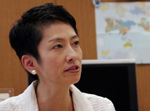 蓮舫氏 「ネット上で、私の息子と娘の名前が中国風でおかしい、という書き込みがあった。ヘイトスピーチだ」