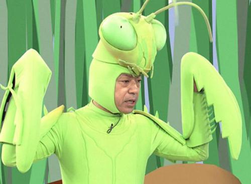 香川照之のEテレ昆虫番組が「最高すぎる」