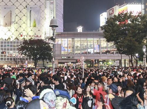 マナーが悪い!「東京都はハロウィーンを禁止すべき」水道橋博士の提言に賛同相次ぐ