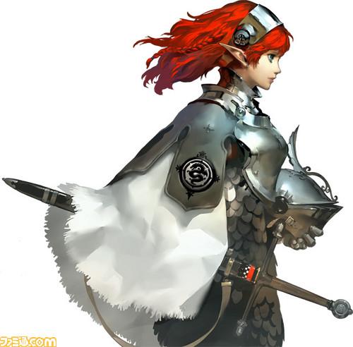 【朗報】アトラス、完全新作の王道ファンタジーRPGを発表