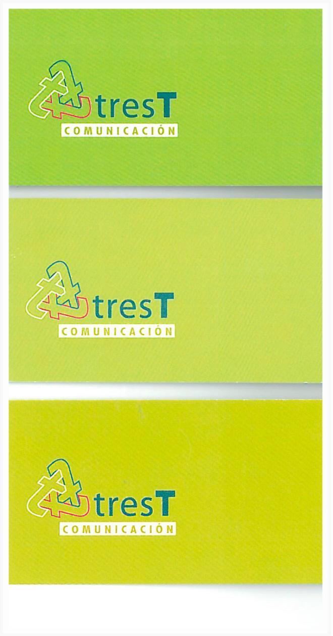 gamas de colores tresT