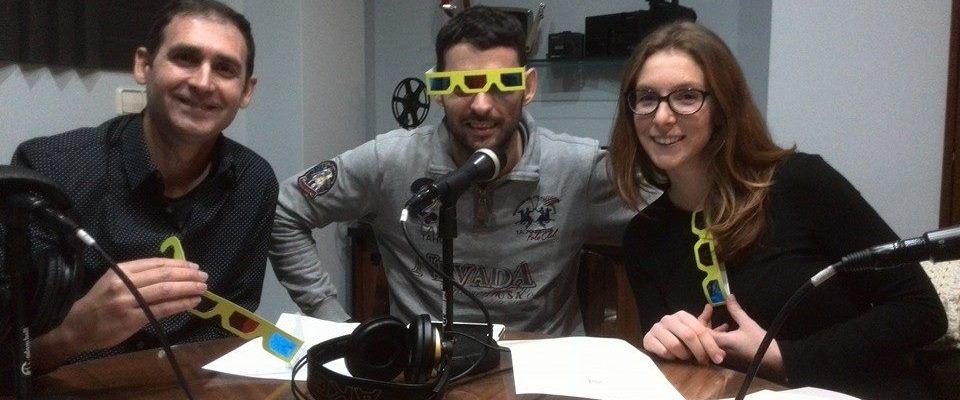 tresT Comunicación en el estudio de montgoradio en Dénia