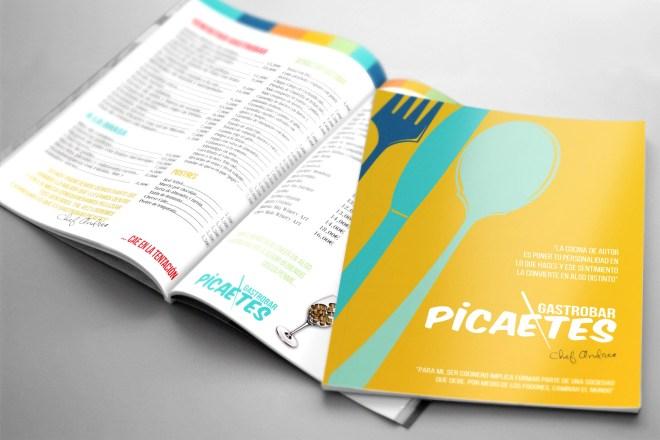 Diseño de cartas para Restaurantes Dénia