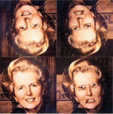 Efecto Tatcher sobre la imagen original