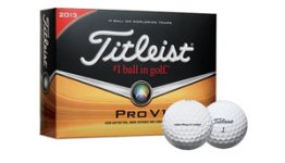 Titleist for the best golf ball