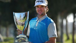 Bubba Watson at the Northern Trust Open