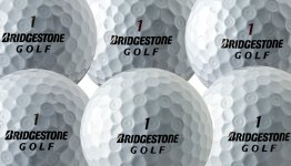 Bridgestone e-Series Golf Balls