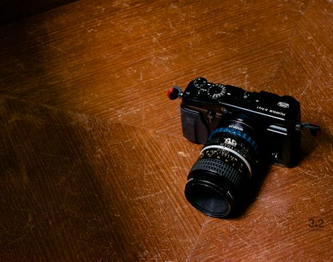 My thoughts on the Fujifilm X-Pro1