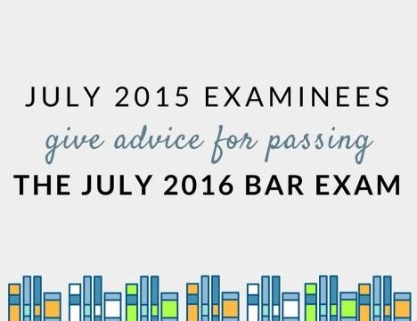 Bar Exam Study