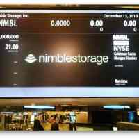 Nimble Storage IPO Caps Off Banner Year For Adaptive Customer IPOs