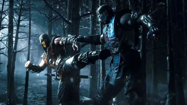 Mortal Kombat X Mobile Gameplay