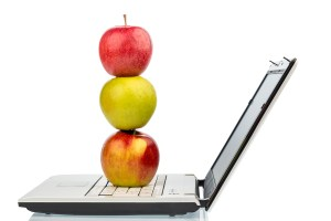bigstock-an-apple-is-on-a-computer-keyb-44723527
