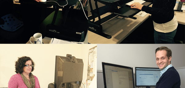 So You're Thinking of a Standing Desk? Learn From Us.