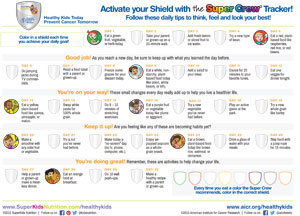 Six Weeks of Turning on Your Summer Shield for Your Kids' Health