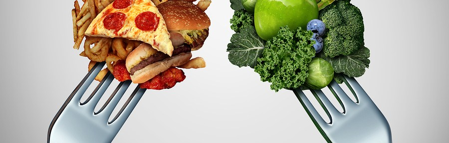 It's What You Eat – Not Just Where You Eat