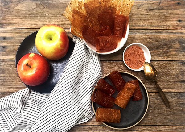 How to make kid-friendly, tasty fruit leather with 4 ingredients