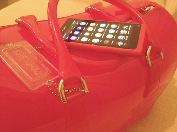 Furla Candy Bag & Nokia N9