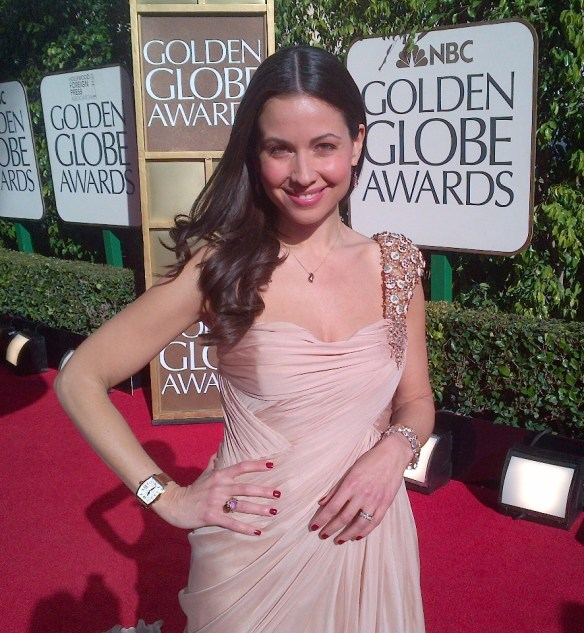 Raya Abirached - Golden Globes 2013-1-