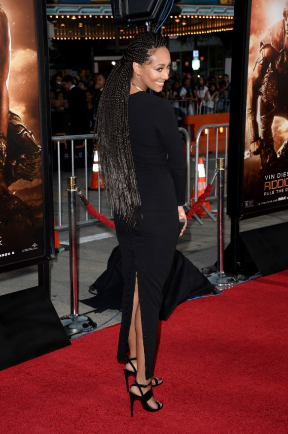 "Premiere Of Universal Pictures' ""Riddick"" - Arrivals"