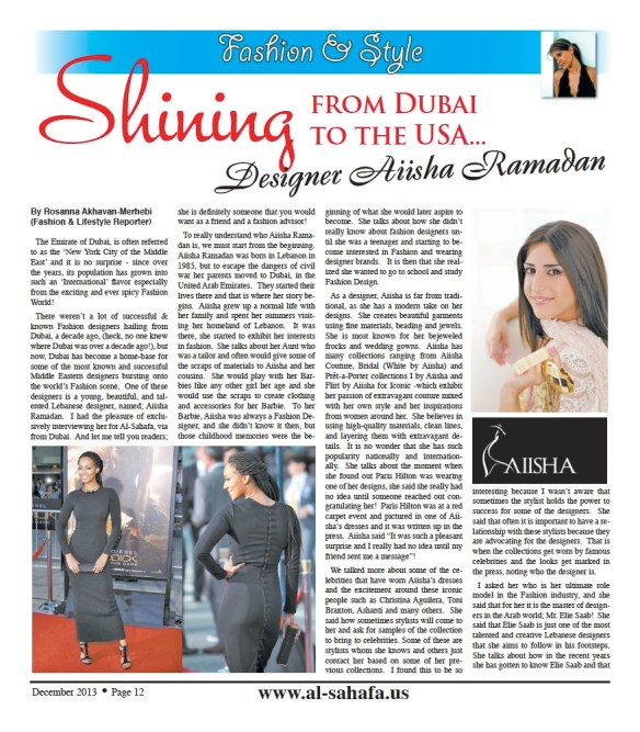 Fashion & Lifestyle - page 12