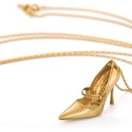 Manolo Blahnik necklace