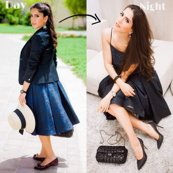 aiisha ramadan how to dress from day to night