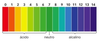 escala de pH Alkaline Care