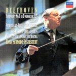 英 DECCA SXL-6233★溝あり、ED-2ラージ★サザーランド、ホーン、キング、タルヴィラ、シュミット=イッセルシュテット指揮ウィーン・フィル ベートーヴェン:交響曲No.9《合唱》