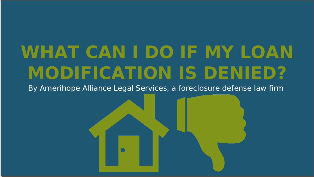 Foreclosure and Loan Modification Blog