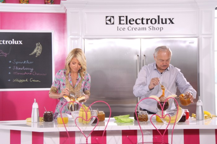 IMG 8528 700x466 Behind the Scenes at the Kelly Ripa & Electrolux Event Part II
