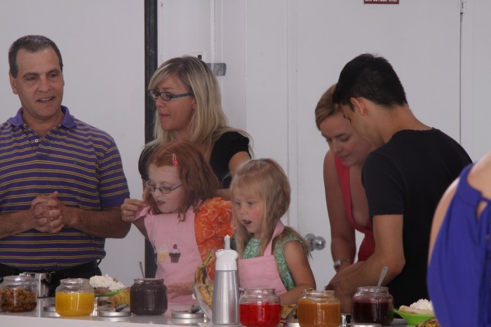 IMG 8538 700x466 Behind the Scenes at the Kelly Ripa & Electrolux Event Part II