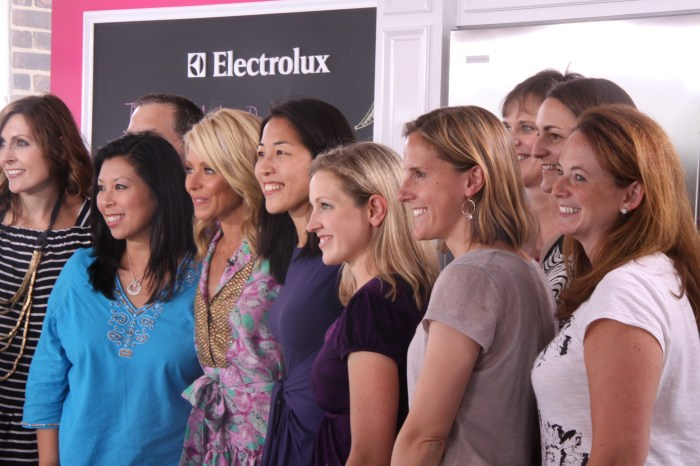 IMG 8578 700x466 Behind the Scenes at the Kelly Ripa & Electrolux Event Part II